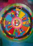 """""""Rad des Lebens"""" von Hector Toscano"""