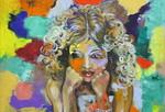 """""""Mädchen"""" von Stella M."""