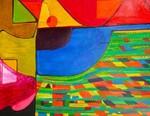 """colours of Ecuador"" von Hector Toscano"