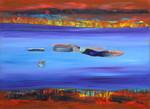 """""""Im Fluss"""" von Anne Schmidt"""